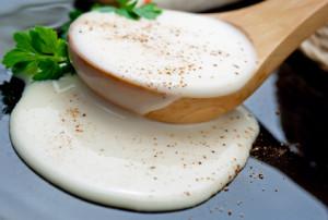 Mayonese rivisitata…tra alimentazione e tradizione (Mayo veg con aloe)