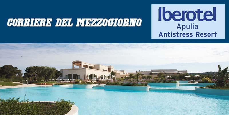 Abbandona lo stress nel resort Iberotel