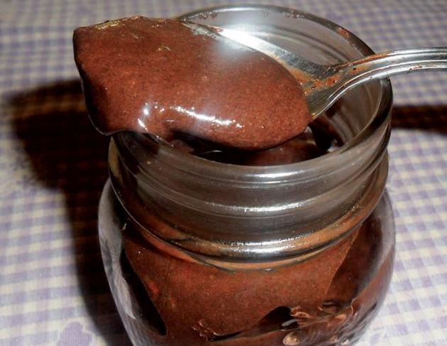 Crema di nocciole veg