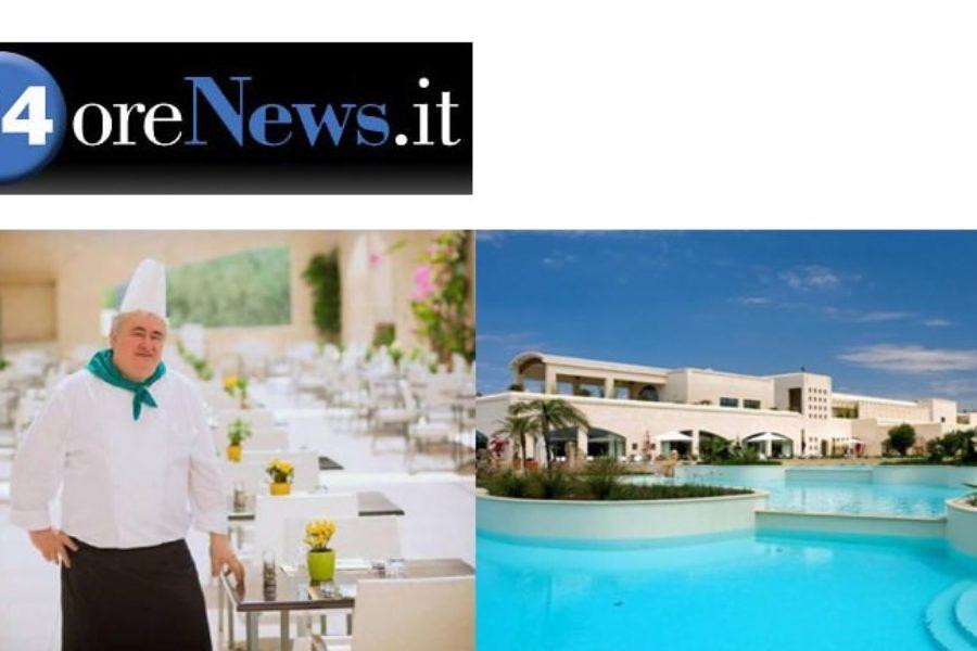 "Vivosa Apulia Antistress Resort premio speciale ""The Shell"""