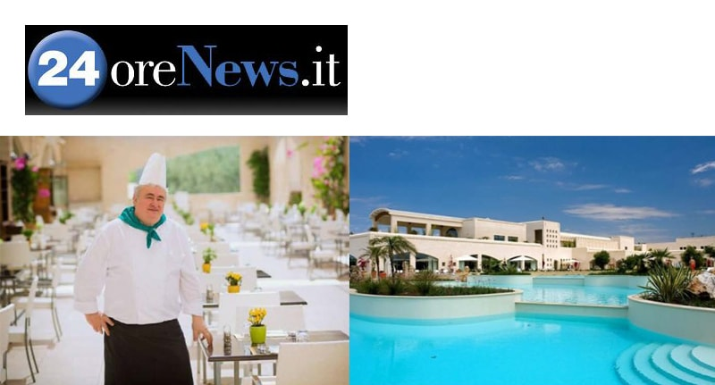 "Vivosa Apulia Antistress Resort premio speciale ""The Shell"""