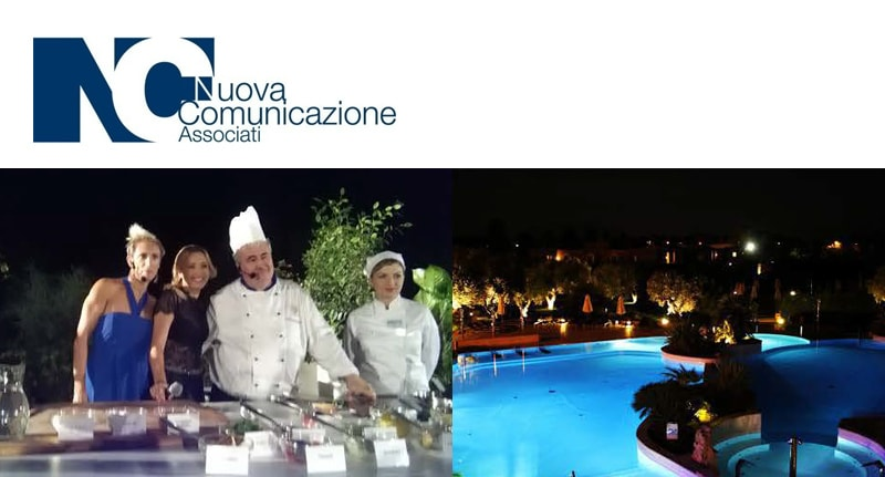 Serata Gala Dinner con food therapy