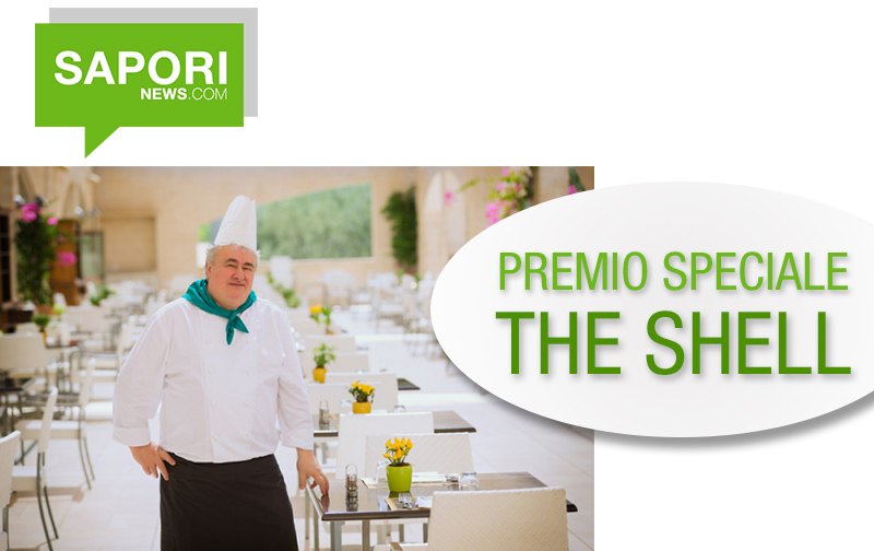 Il premio speciale THE SHELL a Vivosa Apulia Antistress resort