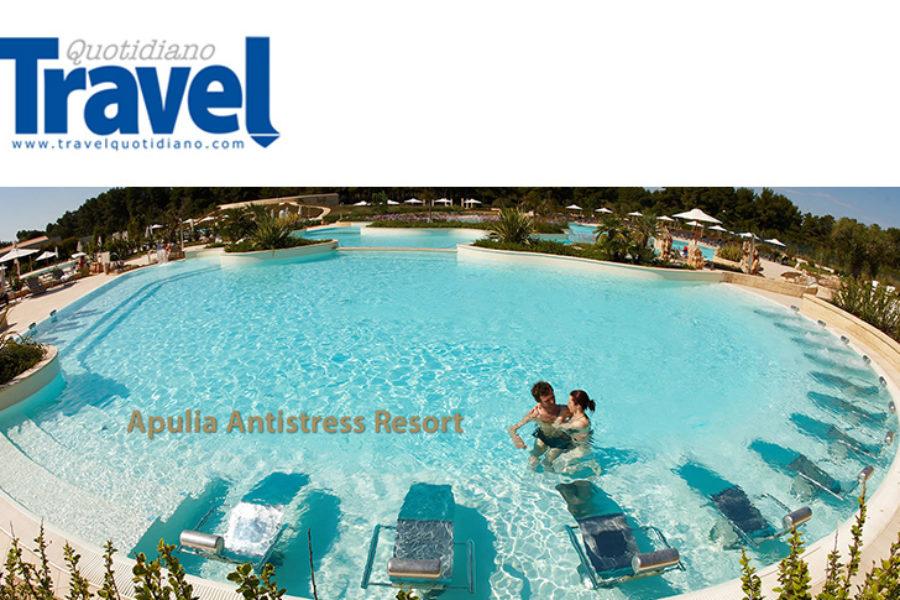"Vivosa Apulia Antistress Resort riceve il premio ""The Shell"""