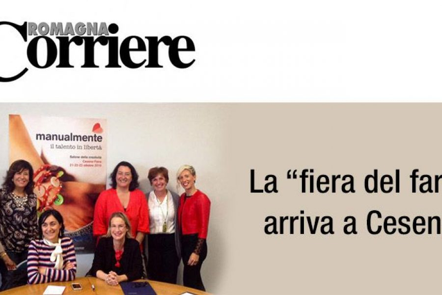 """Con laboratori e concorsi la """"fiera del fare"""" nel weekend passa dal Lingotto di Torino a Pievesestina"""