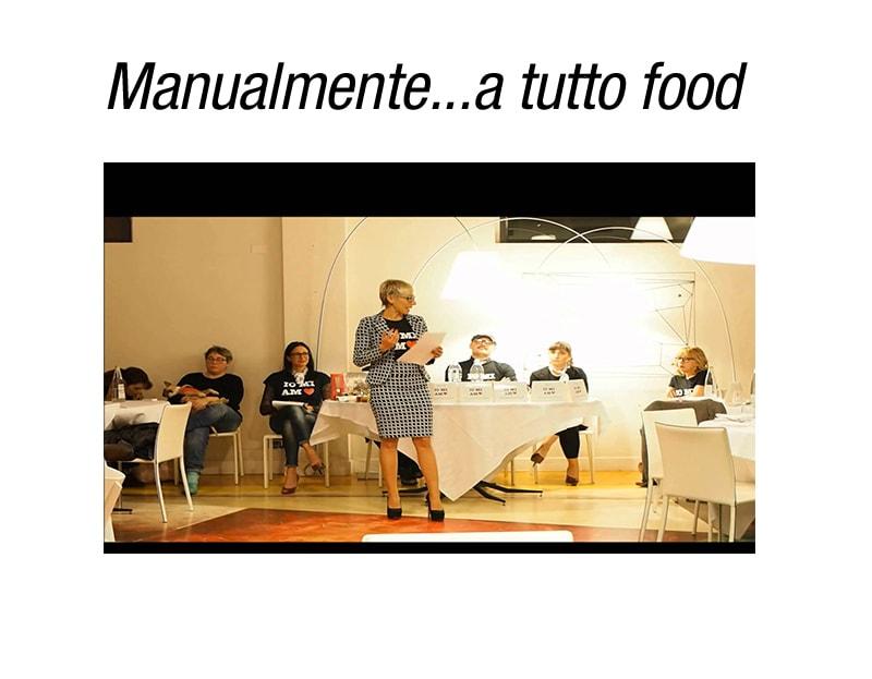 "Estro e fantasia culinaria a ""Manualmente"""