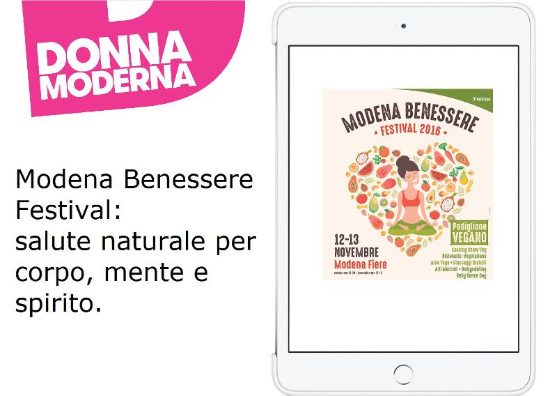 Modena Benessere 2016