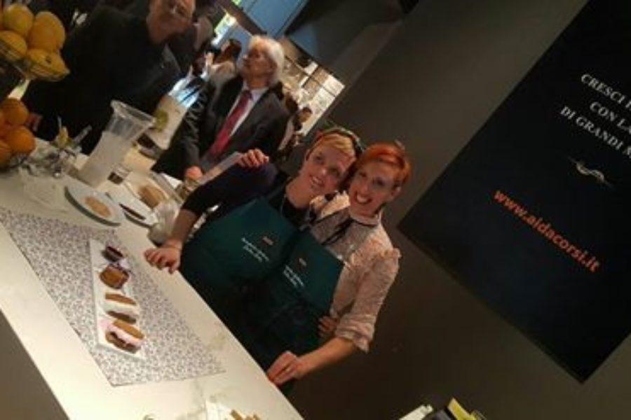 Merenda Sana e Golosa con Gelato al Biscotto_Ricetta – Sigep2017