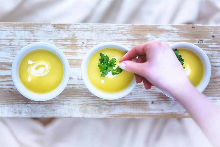 zuppa veg